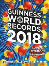 Guinness World Records 2018 - Craig Glenday - ISBN: 9789026143519