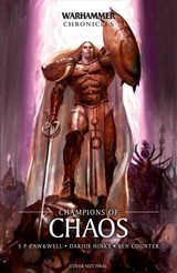 Champions Of Chaos - Counter, Ben; Cawkwell, S. P.; Hinks, Darius - ISBN: 9781784966775