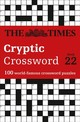 Times Cryptic Crossword Book 22 - The Times Mind Games - ISBN: 9780008241308