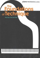 Foundations Of Technique - Mclachlan, Murray - ISBN: 9780571532759