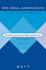 Jurisprudentie Internationaal Privaatrecht - S. Stuij; T.M.C. Asser Instituut; Michiel J. de Rooij - ISBN: 9789069169255