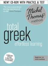 Total Greek Foundation Course: Learn Greek With The Michel Thomas Method - Middle, Howard; Garoufalia-Middle, Hara; Thomas, Michel - ISBN: 9781444794038
