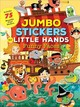 Jumbo Stickers For Little Hands: Funny Faces - Tejido, Jomike - ISBN: 9781633222304