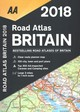 AA Road Atlas Britain 2018 - AA Media Limited (COR) - ISBN: 9780749578619