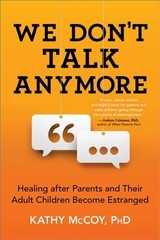 We Don't Talk Anymore - McCoy, Kathy - ISBN: 9781492651130