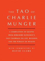 Tao Of Charlie Munger - David - ISBN: 9781501153341