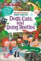 My Weird School Fast Facts: Dogs, Cats, And Dung Beetles - Gutman, Dan - ISBN: 9780062673060