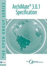 ArchiMate® 3.0.1 specification - The  The Open Group - ISBN: 9789401802345