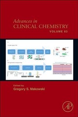 Advances in Clinical Chemistry, Advances in Clinical Chemistry - ISBN: 9780128152072
