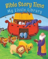 Bible Story Time My Little Library - Piper, Sophie - ISBN: 9780745976037