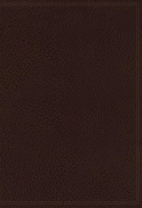 Nkjv, Vines Expository Bible, Leathersoft, Brown, Comfort Print - Vines, Jerry (EDT) - ISBN: 9780718098599