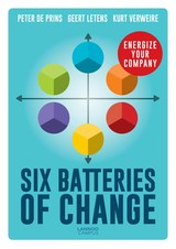 Six Batteries of Change - Peter De Prins - ISBN: 9789401447263