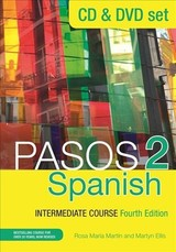Pasos 2 (fourth Edition) Spanish Intermediate Course - Martin, Rosa Maria; Ellis, Martyn - ISBN: 9781473664104