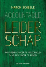 Accountable leiderschap - Marco Scheele - ISBN: 9789089653901