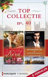 Topcollectie 40 (6-in-1) - Cathy  Williams - ISBN: 9789402531848