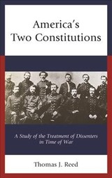 America's Two Constitutions - Reed, Thomas J. - ISBN: 9781683931126