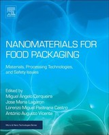 Nanomaterials For Food Packaging - ISBN: 9780323512718