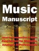 Music Manuscript With Musical Terms - Jackson, Jake - ISBN: 9781786641984
