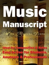 Music Manuscript With Musical Terms - Jackson, Jake (CRT) - ISBN: 9781786641984