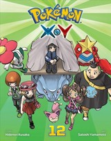 Pokemon X*y, Vol. 12 - Kusaka, Hidenori - ISBN: 9781421596259