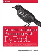 Natural Language Processing With Pytorchlow - Rao, Delip - ISBN: 9781491978238