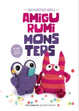 Amigurumi Monsters - Joke  Vermeiren - ISBN: 9789461317803