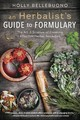Herbalist's Guide To Formulary, An - Bellebuono, Holly - ISBN: 9780738753034