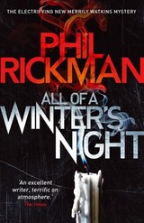 All Of A Winter's Night - Rickman, Phil (author) - ISBN: 9781782396987