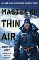 Master Of Thin Air - Lock, Andrew (massey University) - ISBN: 9781628729108