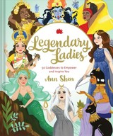 Legendary Ladies: 50 Goddesses To Empower And Inspire You - Shen, Ann - ISBN: 9781452163413