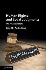 Human Rights And Legal Judgments - Sarat, Austin (EDT) - ISBN: 9781107198302