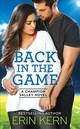 Back In The Game - Kern, Erin - ISBN: 9781455536009