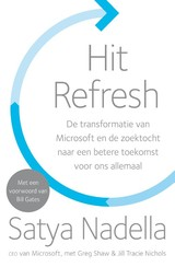 Hit Refresh - Satya Nadella - ISBN: 9789400509252