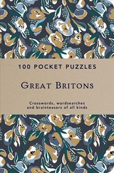 Great Britons: 100 Pocket Puzzles - Trust, National - ISBN: 9781911358275