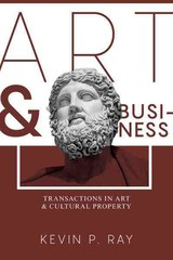 Art And Business - Ray, Kevin P. - ISBN: 9781634256698