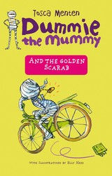 Dummie the Mummy and the Golden Scarab - Tosca  Menten - ISBN: 9789000321834