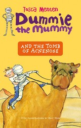 Dummie the Mummy and the Tomb of Acnenose - Tosca  Menten - ISBN: 9789000358755