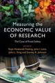 Measuring The Economic Value Of Research - Fealing, Kaye Husbands (EDT)/ Lane, Julia I. (EDT)/ King, John L. (EDT)/ Jo... - ISBN: 9781107159693