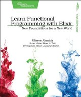 Learn Functional Programming With Elixir - Almeida, Ulisses - ISBN: 9781680502459