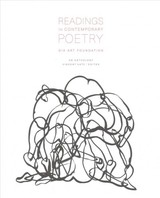 Readings In Contemporary Poetry - Katz, Vincent - ISBN: 9780300230017