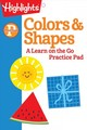 Colors And Shapes - Highlights - ISBN: 9781684371617