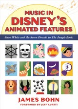 Music In Disney's Animated Features - Bohn, James - ISBN: 9781496818331