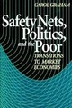 Safety Nets, Politics, And The Poor - Graham, Carol L. - ISBN: 9780815734031