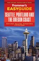 Frommer's Easyguide To Seattle, Portland And The Oregon Coast - Olson, Donald - ISBN: 9781628873801