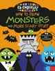Ed Emberley's How To Draw Monsters And More Scary Stuff - Emberley, Ed - ISBN: 9780316443449