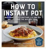 How To Instant Pot - Shumski, Daniel - ISBN: 9781523502066