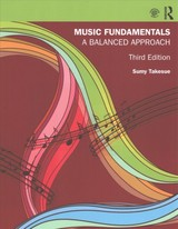 Music Fundamentals - Takesue, Sumy (santa Monica College, Usa) - ISBN: 9781138654419