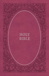 Nkjv, Holy Bible, Soft Touch Edition, Leathersoft, Pink, Comfort Print - Thomas Nelson - ISBN: 9780785219521