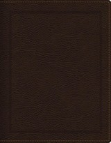 Nkjv, Journal The Word Bible, Bonded Leather, Brown, Red Letter, Comfort Print - Thomas Nelson - ISBN: 9780785218494