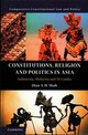 Constitutions, Religion And Politics In Asia - Shah, Dian A. H. (national University Of Singapore) - ISBN: 9781107183346